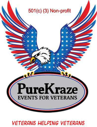 PureKraze Events for Veterans